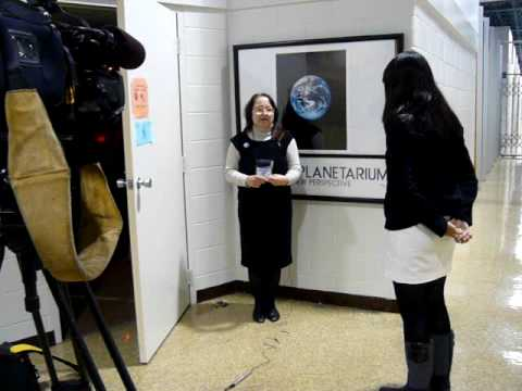 Great Observatories Image Unveiling Berkeley County Planetarium