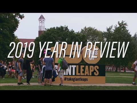 Purdue Year In Review 2019