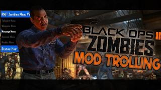 """Black ops 2 Zombie Mod Trolling """"I'm The TEDDY BEAR!"""""""