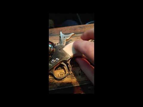 CCCP GUN обзор реальный покупатель Пневматический револьвер Umarex Colt Single Action Army