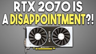 RTX 2070 is a DISAPPOINTMENT?! NEW PC Game Store LAUNCHED!
