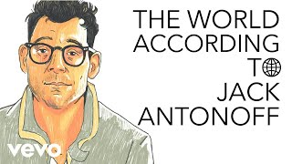 Video Bleachers - The World According To Jack Antonoff download MP3, 3GP, MP4, WEBM, AVI, FLV Oktober 2017