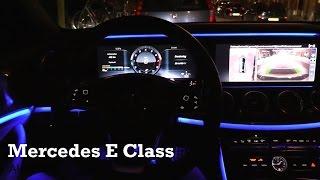 2017 Mercedes E Class - interior Review