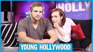 BATES MOTEL's Max Thieriot & Olivia Cooke Get Psycho for A&E Series!