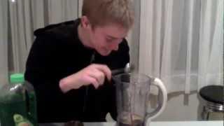 Diarrhoea Smoothie Challenge
