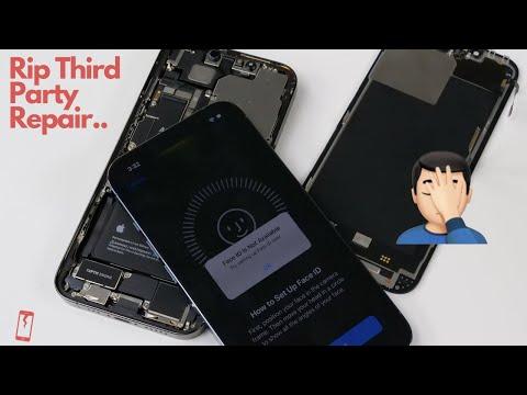 Apple Did It Again... iPhone 13 Screwed 3rd Party Repair...