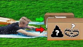 RUTSCHE NICHT durch die FALSCHE MYSTERY BOX!!
