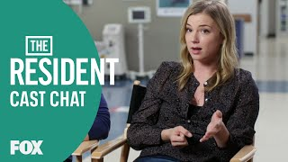 Matt amp Emily On CONIC  Season 3  THE RESIDENT
