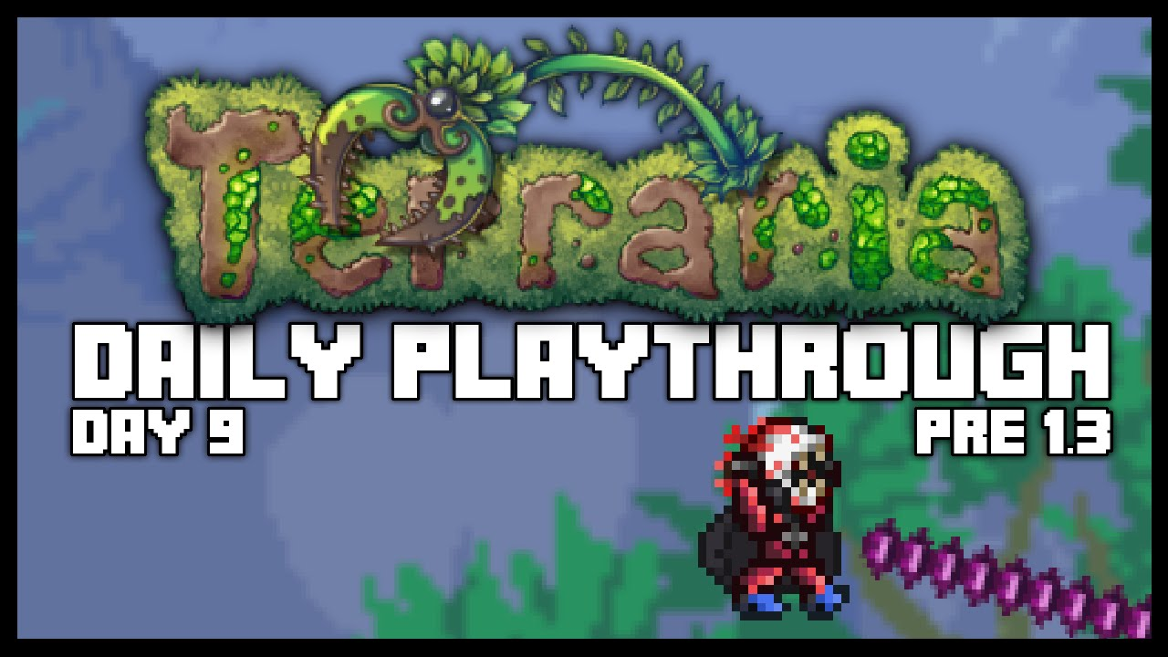 Terraria Pc Lets Play Jungle Loot Mysterious Cape 9 Pre 13