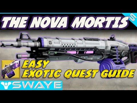 The Nova Mortis EASY
