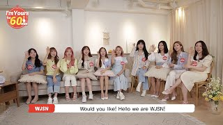 I'm Yours for 60 Minutes ǀ Episode 1 - WJSN