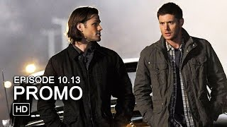 Supernatural 10x13 Promo - Halt & Catch Fire [HD]