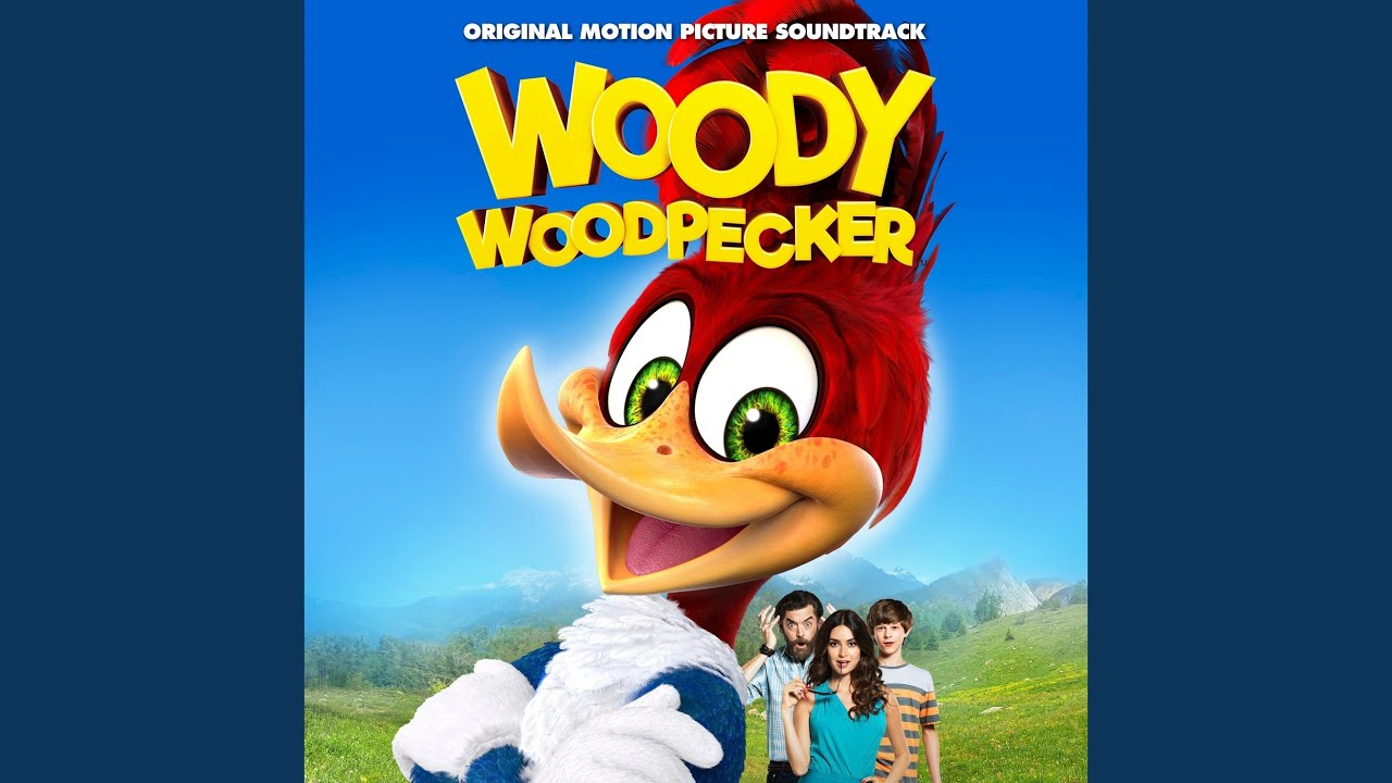 The Woody Woodpecker Song - YouTube