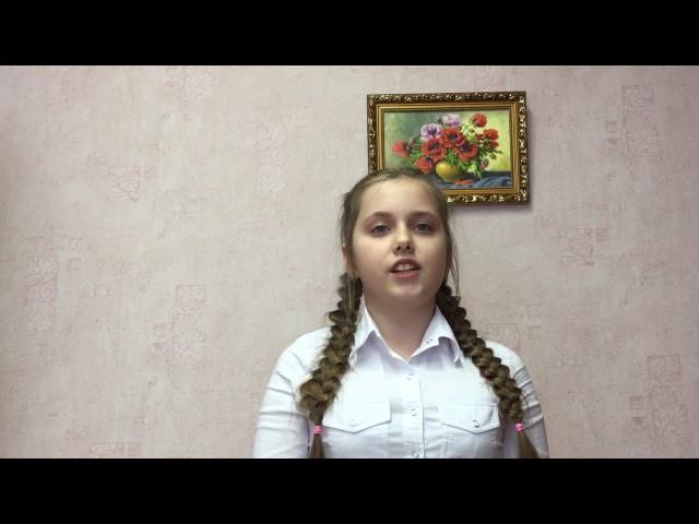 Изображение предпросмотра прочтения – ЕленаВеялко читает произведение «Вдушном воздуха молчанье…» Ф.И.Тютчева