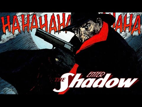 Razör vs. Comics: Enter THE SHADOW