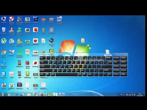 วิธีแก้แป้นพิมพ์โน๊ตบุ๊คเสีย