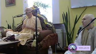 Бхагавад Гита 12.6-7 - Ниранджана Свами