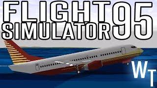 LET'S PLAY: Microsoft Flight Simulator 95