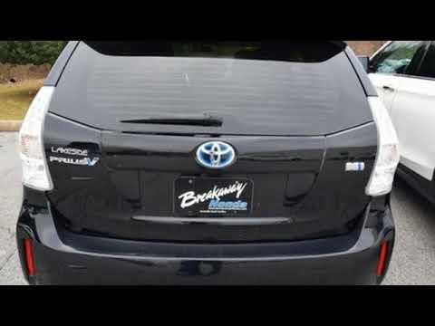 Used 2012 Toyota Prius V Greenville SC Easley, SC #BP14318B
