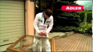 видео Окраска окон и дверей