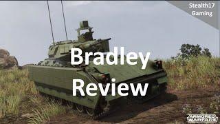 armored warfare m2 bradley review