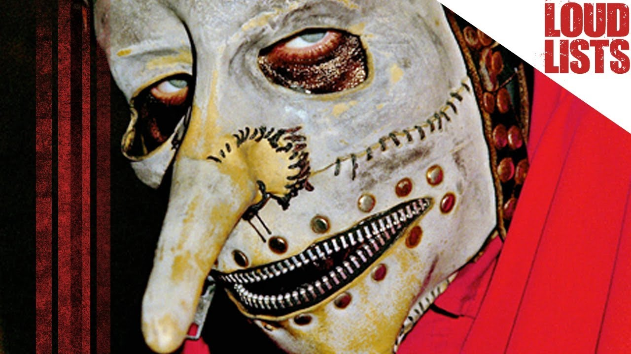 cb5daf43e 7 Unforgettable Chris Fehn Slipknot Moments - YouTube