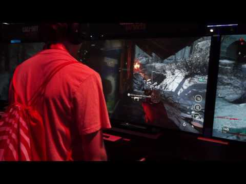 Call of Duty: WWII  E3: Gameplay floor 2