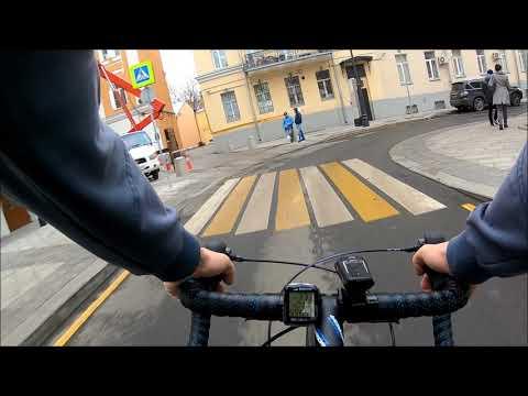 Веломоменты 42 (ЧАСТЬ 1) Переулки и улицы после реконструкции