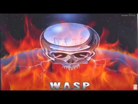 W.A.S.P /love machine video with lyrics