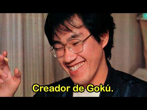 Secretos y Curiosidades sobre AKIRA TORIYAMA (Creador de Dragon Ball) | Dash Aniston