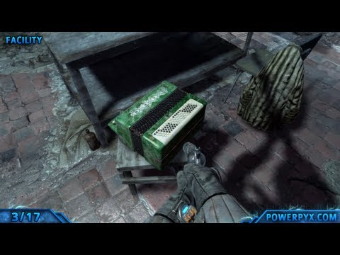 Metro Last Light - All Musical Instrument Locations (Musician Trophy / Achievement Guide)