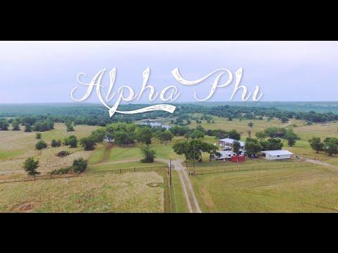 North Texas Alpha Phi 2016