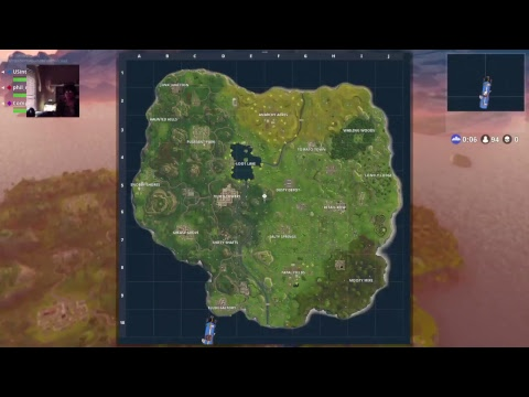 Fortnite with friends ( warning my friends are really loud