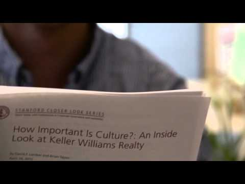 Culture At Keller Williams Recognized By Stanford Study