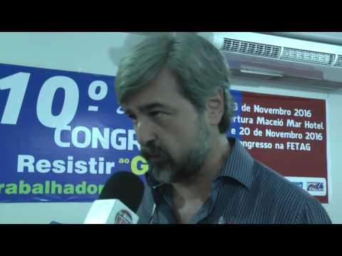 10º Congresso dos Urbanitários de Alagoas