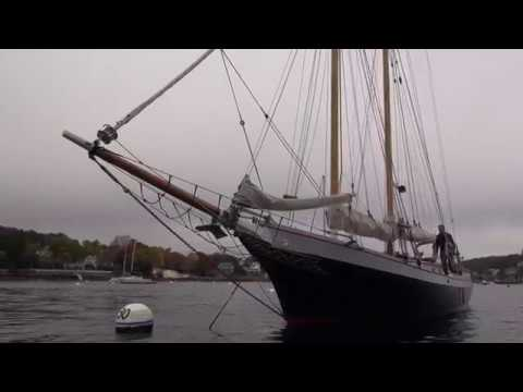 Sara Jane Coaster III Schooner For Sale With Scott Rocknak