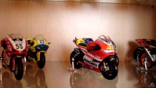 1/18 motor model collection