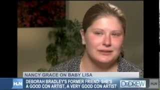 Deborah Bradley Drunk The Night Her Baby Lisa Irwin Went Missing In Kansas City Missouri