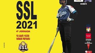 CBS Rivas - CB Viladecans - SSL (Partido 1 de 2)