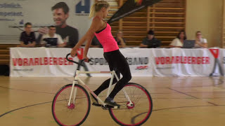 EMS Bicycle Ballet Competition