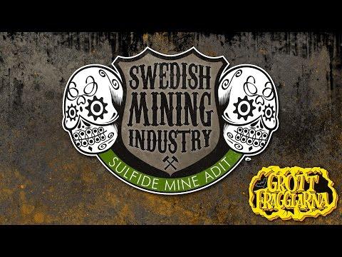 SULFIDE MINE ADIT - Swedish mining industry - Underground Exploring 2016