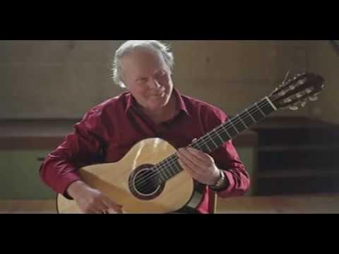 John Mills talks about the 1968 Segovia masterclass.