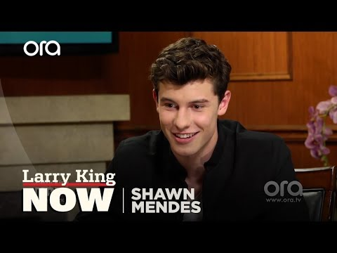 If You Only Knew: Shawn Mendes | Larry King Now | Ora.TV