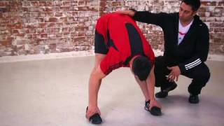 Adidas Personal Training By Nick Anthony - Movement Prep. For Multi-direct.  Acceleration - 6 Of 8