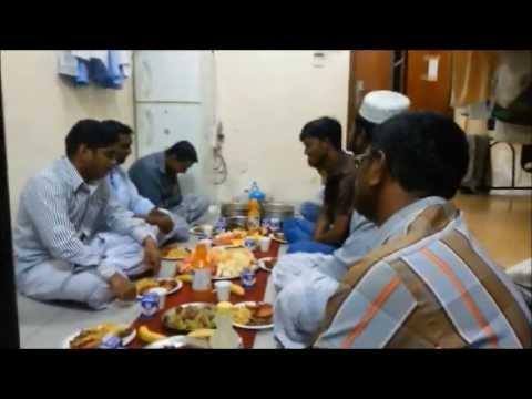 Tamil room 157 iftar (19/07/13)