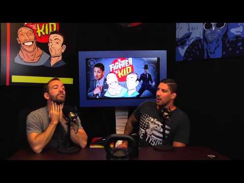 The Fighter and The Kid - Brendan and Bryan got that Boom Boom Pow