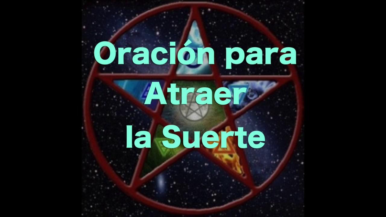 Ritual para atraer la buena suerte youtube - Ritual para la suerte ...