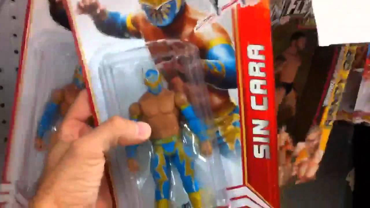 Wwe Action Insider Toys R Us Figure Aisle Insider Store Mattel