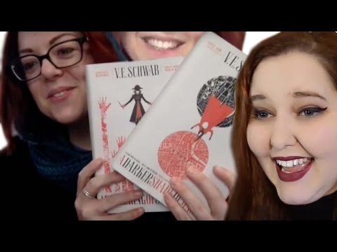Victoria Schwab in Conversation with Dawn Kurtagich and Epic Giveaway!