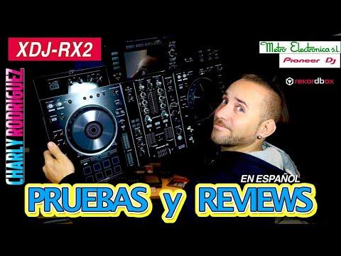PIONEER DJ XDJ-RX2 en Español + 🚨DESCARGA SESSION EDM🚨+ Track list